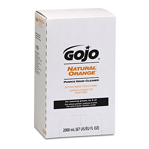 gojo-7255-natural-orange-pumice-hand-cleaner-refill-citrus-scent-2000ml-case-of-4