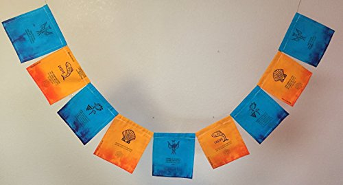 The Lord's Prayer Christian Prayer Flag. Matthew 6:9-13,