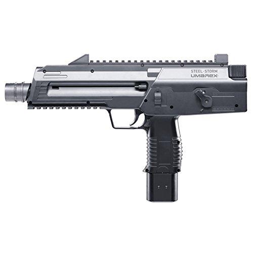 Umarex Steel Storm .177 Caliber Steel BB Airgun, Black - 2252155 ()