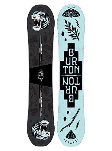 Burton Rewind Snowboard Womens Sz 141cm Burton Twin Tip Snowboard