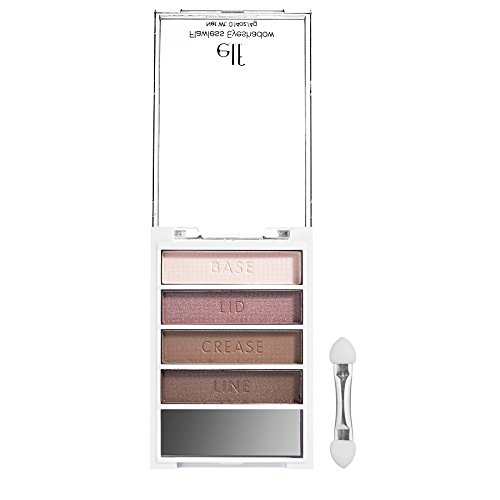E.l.f. Flawless Eyeshadow, Blushing Beauty, 0.14 Ounce