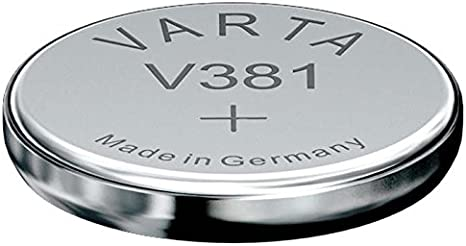 Varta V381 Knopfzelle 45mah 1 Stück