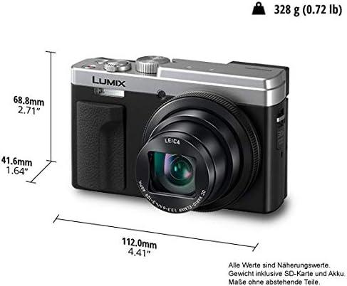 Panasonic Lumix Dc Tz96 Digital Camera 21 1 Megapixels Elektronik