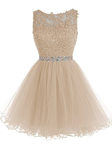 High School Girl's Senior Prom Ball Dress Wedding Party Dress Plus Size -