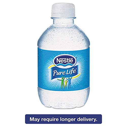 (Nestle Pure Life 8 oz. Purified Water, 48 per Carton)