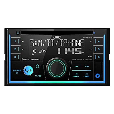 JVC KWR940 / KWR940BTS / KWR940BTS Double DIN CD Receiver with Bluetooth: Electronics