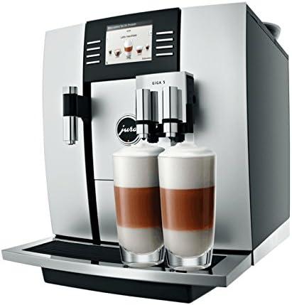 JURA GIGA 5 Independiente Máquina espresso Aluminio, Negro 2,6 L ...