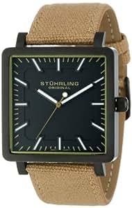 Stuhrling Original Men's 909.335OE1 Classic Ascot Saratoga Sport Swiss Quartz Ultra Slim Watch