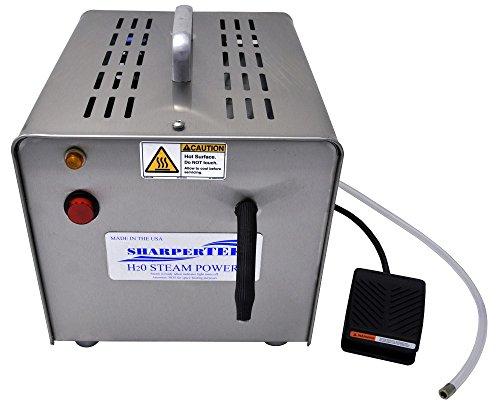 "SharperTek S1500-S Jewelry Steam Cleaner, 1500W, 12"" L x ..."
