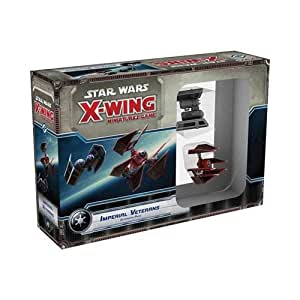 Star Wars X-Wing Imperial Veterans Strategy Game