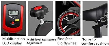 Comparativa elementos bicicleta estática