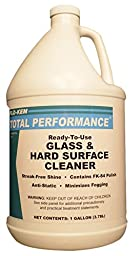 Flo-Kem 358 Ready to Use Glass, Hard Surface and All Purpose Cleaner, 1 gal