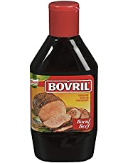 Knorr Bovril Concentrated Liquid Stock For Delicious Beef Broth Flavor Beef In A Practical Bottle 250 ml