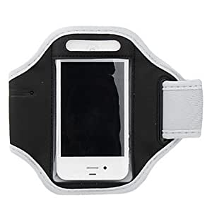 TL Waterproof and Anti-Sweat PVC Pouch Armband for iPhone 4 and 4S