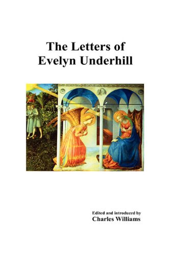 Books : The Letters of Evelyn Underhill
