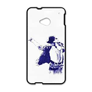 Michael Jackson Freedom Of Dance Release Htc One M8 Shell Case Cover (Laser Technology)