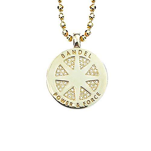 BANDEL(バンデル) ダイヤモンドカスタムネックレス diamond custom necklace(ゴールド)55cm 55cm B07L66ZZGJ