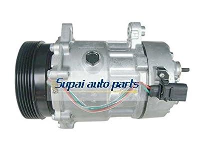 Pengchen Parts - Compresor A/C para Audi A3 TTSKODA Octavia VW ...