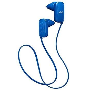JVC HA-F250BT-PE - Auriculares in-Ear (Ajuste de la Boquilla ...
