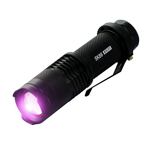 intsun-sk66-zoomable-high-powered-365-nm-uv-ultraviolet-100-lumens-led-flashlight-blacklight-used-fo