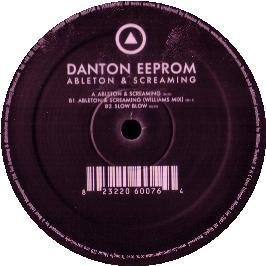 Price comparison product image Danton Eeprom / Ableton & Screaming