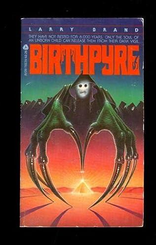 book cover of Birthpyre
