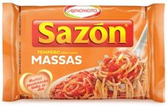 Ajinomoto Sazon Massas | Pasta Seasoning - 60gr 2.11oz ( 4 Pack)
