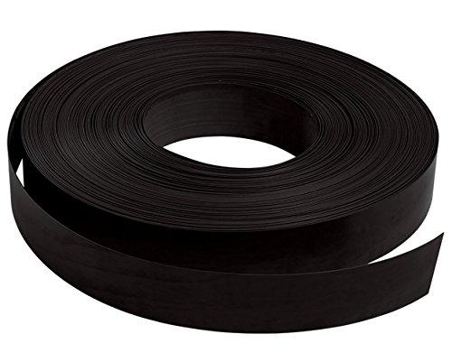 Slatwall Inserts Black Vinyl (130'L -