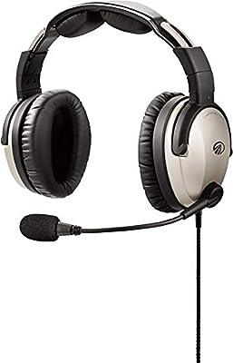 Lightspeed Zulu 3 Aviation Headset - GA plugs by Lightspeed