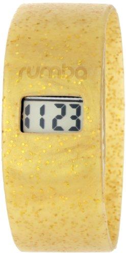 - RumbaTime Unisex VanDam Gold Rush Glitter Medium Watch