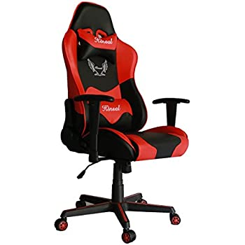 Amazon.com: GTracing Gaming Office Chair Game Racing Ergonomic ...