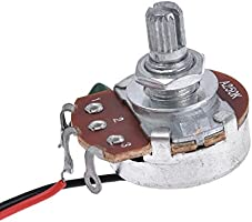 Amazon.com: Bass Wiring Harness Prewired Kit for Precision Bass Guitar 250K  Pots 1 Volume 1 Tone Jack Pack of 2: Musical Instruments | Bass Guitar Wiring Harness |  | Amazon.com