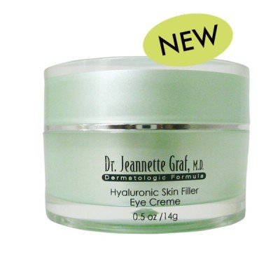 Dr Jeanette Graf Hyaluronic Skin Filler Eye Creme (Jeannette Graf)