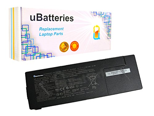 UBatteries Compatible Battery Replacement For Sony SVS13 SVS15 VPCSA VPCSB VPCSC VPCSE SVS13 SVS15 Series Fits Part# VGP-BPS24 VGP-BPL24 by UBatteries