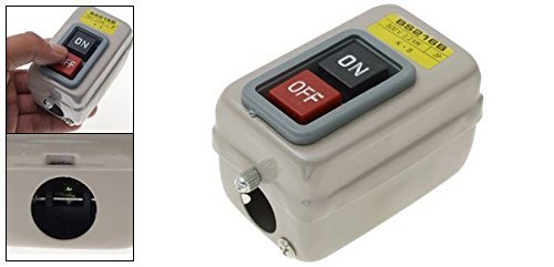 eDealMax reemplazo de botón de alimentación, el interruptor ON/Off, 380V, 1.5KW by eDealMax (Image #2)
