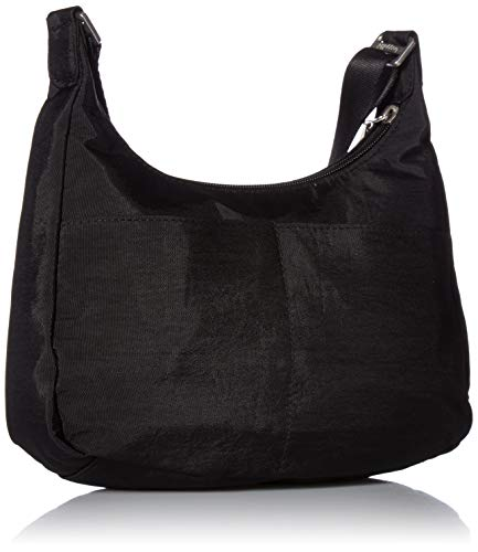 Hobo Charcoal Boo Medium Black Peek Baggallini a Cheetah Wq4RnzCpw
