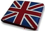 Union Jack Leather Wallet