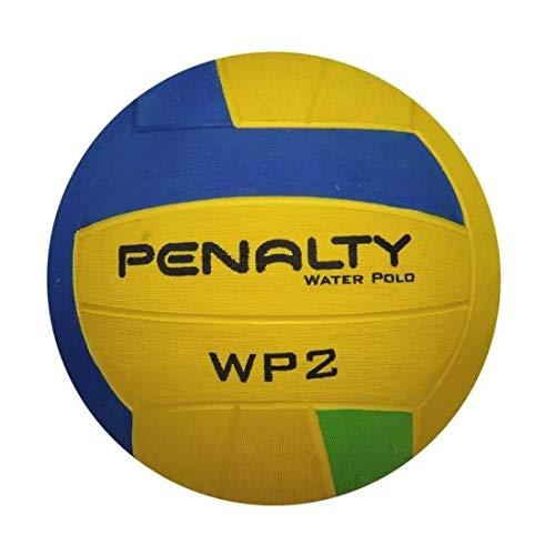 Bola Water Polo Fem VIII Penalty 68 cm Amarelo