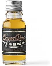 Dapper Dan Beard Oil, suaviza y nutre la barba y la piel 15ml