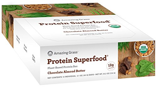 Amazing Grass Protein Superfood Plant