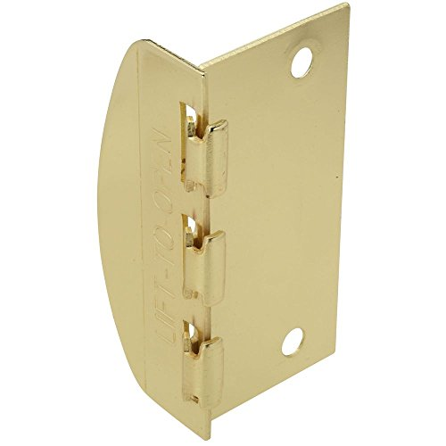 Flip Lock (National Hardware N183-608 V808 Flip Lock in Brass)