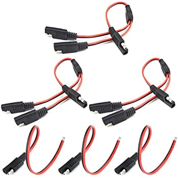 41eh-lwNzTL._SL500_AC_SS350_  Pin Sae Connector Quick Disconnect Wire Harness on