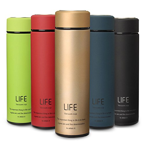 KINGSO Stainless Insulated Bottle Outdoor product image