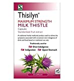 Thisilyn Maximum Strength Milk Thistle Capsules 30 Capsules - 4 Pack