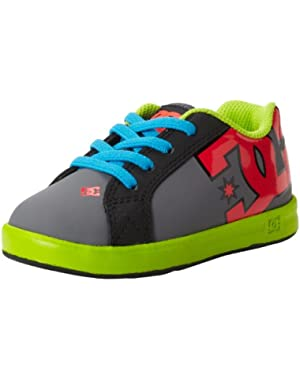 Kids Court Graffik Elastic UL Sneaker (Toddler)