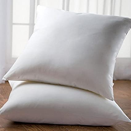 Amazon Lavish Linens Euro Size Pillow Insert Pack Of 40 408 X Custom 28 X 28 Pillow Insert