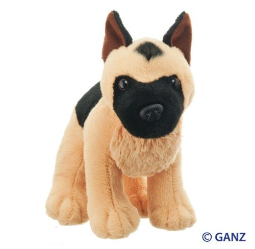 Webkinz German Shepherd (Webkinz American German Shepherd with Trading Cards)
