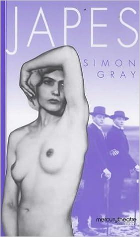 Japes (Nick Hern Books Drama Classics) by Simon Gray (2000-12-01)