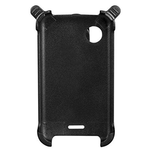 MyBat Holster Case for Huawei M735 - Retail Packaging - Black