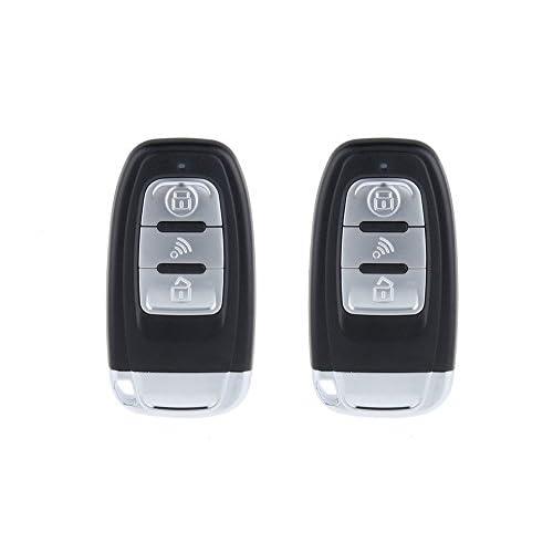 EASYGUARD EC002 Smart Key RFID PKE Car Alarm System Passive Keyless